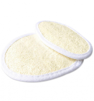 Duo de gants exfoliants Luffa
