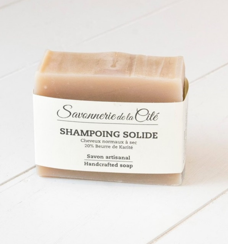 Shampoing Solide sans HE